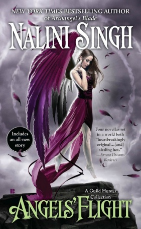 Review: Angels' Flight by Nalini Singh