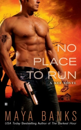 Review: No Place to Run by Maya Banks