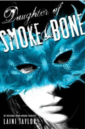 Review: Daughter of Smoke & Bone by Laini Taylor