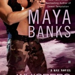 Review: Whispers in the Dark by Maya Banks