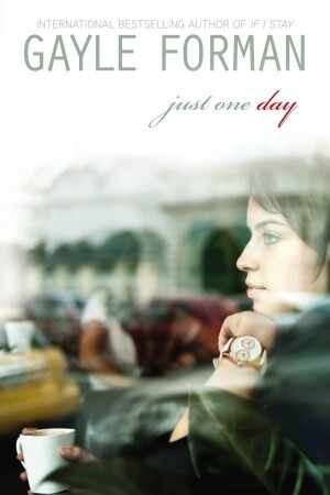 Waiting on Wednesday: Just One Day