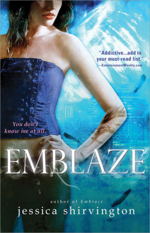 Review: Emblaze by Jessica Shirvington
