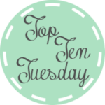 Top Ten Tuesday: Books On Morgan's Fall TBR List