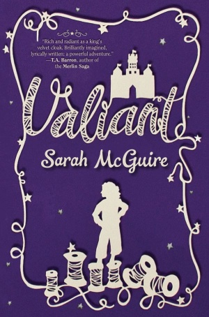 Review: Valiant by Sarah McGuire