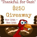 Thankful Giveaway!