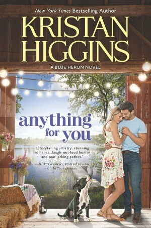 Bitsy Words: Anything for You by Kristan Higgins
