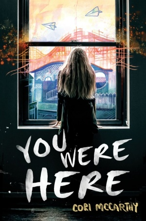 Bitsy Words: You Were Here by Cori McCarthy