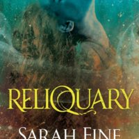 Reliquary (Reliquary #1) by Sarah Fine Gone with the Words