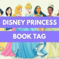 The Disney Princess Book Tag Gone with the Words